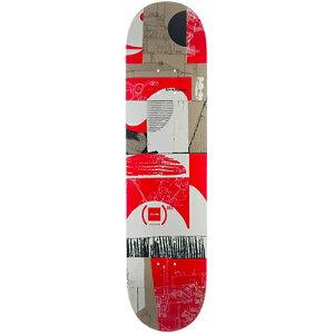 チョコレート スケートボード デッキ 8.25x31.875 CHOCOLATE Deck RED ANDERSON
