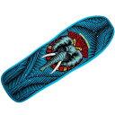 【パウエル・ペラルタ デッキ】POWELL PERALTA Deck MIKE VALLEY ELEPHANT BLUE 10x30.25●マイク バレリー