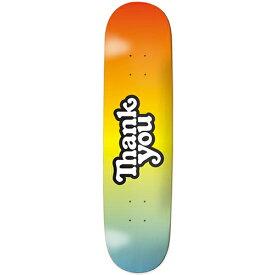 サンキュー デッキ Thank You Skateboards Deck/THANK YOU LOGO 7.9