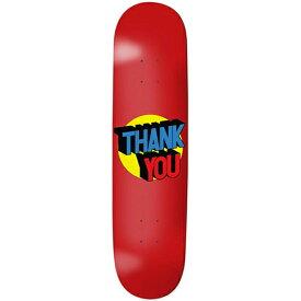 サンキュー デッキ Thank You Skateboards Deck/SPOT ON 8.5
