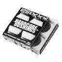 【ボーンズ ブッシュ】BONES Bush HDcore Hard Black/White 4個1セット●コア入り 「レターパックライト対応」