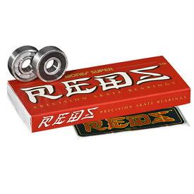 ボーンズ ベアリング Bones Super REDS Bearings●スーパーレッズ 「スマートレター便対応」