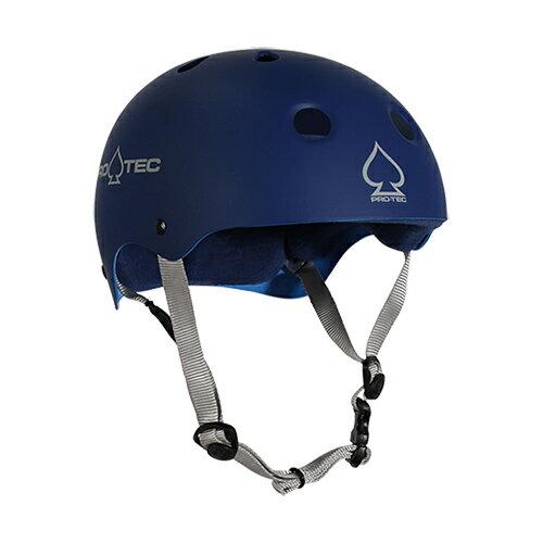 【プロテック ヘルメット】PRO-TEC HELMET CLASSIC SKATE MATTE BLUE XS●プロテクター パッド/キッズ・ガールズ