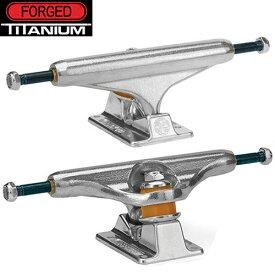 インディ トラック チタン 139 HI Independent Truck FORGED TITANIUM SILVER ステージ11 フォージド チタニウム シルバー 2個セット