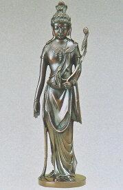 仏像/聖観世音菩薩 15号 高岡銅器の神仏具/送料無料
