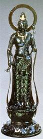 観音像 仏像通販/聖観音像 70号 高岡銅器の神仏具/送料無料
