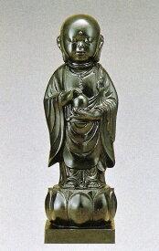 お地蔵様 仏像販売/稚児地蔵 宝珠 般若純一郎作品 高岡銅器の神仏具