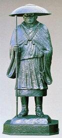 親鸞聖人像 63号銅像/仏像 親鸞聖人像 高岡銅器の神仏具