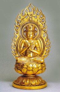 大日如来菩薩/未・申年生まれの守り本尊 高岡銅器の仏像 八体仏・十三佛