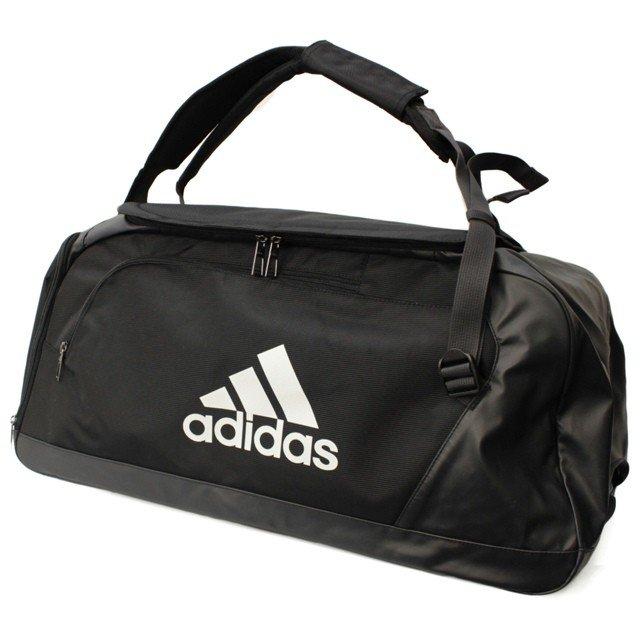 Adidas スポーツバッグ アデイダス ブラック 3WAY EPS チーム 50 容量/50L 【メール便不可】DMD01 BS0795