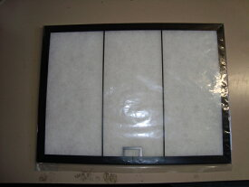 換気扇フィルター・レンジフードフィルター 専用枠 1枚セット サイズ 横400×縦268 富士工業、リクシル対応品