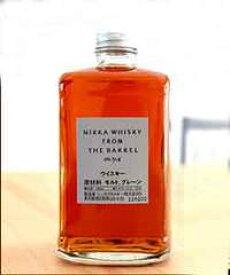 ニッカ フロム・ザ・バレル ウイスキー 51゜ 500ml