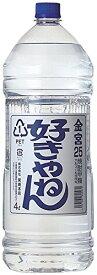 甲 金宮 好きやねん 25°/宮崎本店 4L×4本