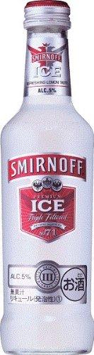 キリン スミノフ アイス 瓶 275ml×24本