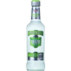 キリン スミノフ アイス グリーンアップルバイト 瓶 275ml×24本