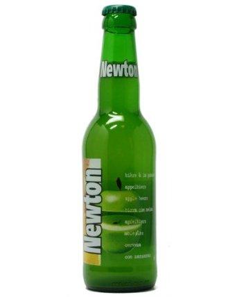 ニュートン(青りんごビール) 瓶 330ml×6本