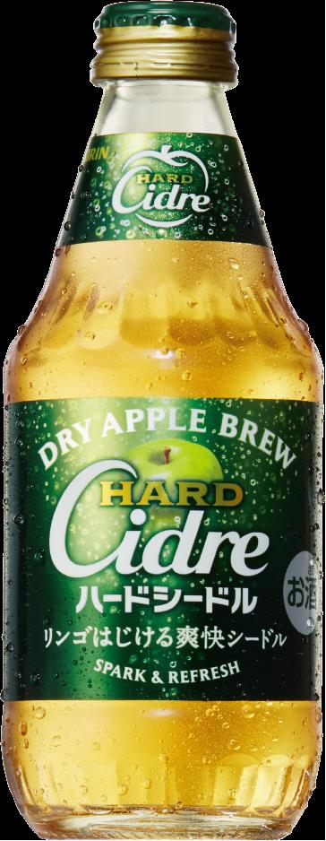 KIRIN Hard Cidre キリン ハード シードル 290ml 瓶 12本
