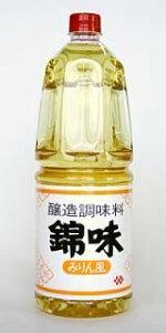 錦味 みりん風調味料 1.8L