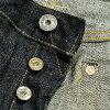 BURGUS 加 earn2life 加 Lot.955 14.5 安士天然印度靛蓝复古牛仔裤 955-XX