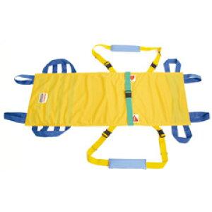 【入浴担架】ワンタッチ式ベルトタンカ ベルカ(別袋付き) DHB-150