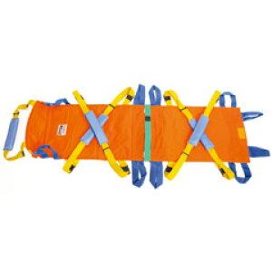 【救護担架】ワンタッチ式ベルトタンカ ベルカ(別袋付き) DSB-6
