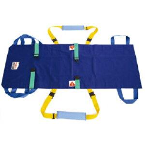 【介護担架】ワンタッチ式ベルトタンカ ベルカ(別袋付) KB-160