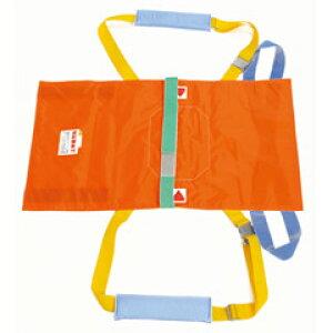 【救護担架】ワンタッチ式ベルトタンカ ベルカ  (別袋付き) SB-90A