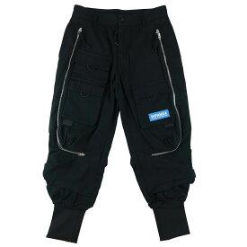 NEW ARRIVAL |【公式】ハイパンダ レディース マルチ ファスナー デザイン パンツ / HIPANDA WOMEN'S MULTI ZIP DESIGN PANTS