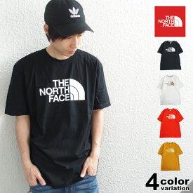 ノースフェイス THE NORTH FACE Tシャツ メンズ HALF DOME TEE ハーフドームE USライン レディース (north face tシャツ ロゴ ストリート 大きいサイズ NF00CH2T 2019 ) 【あす楽対応】