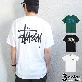 ステューシー STUSSY Tシャツ 半袖 Tシャツ メンズ レディース Basic Stussy Tee (stussy tシャツ 1904649 ストゥーシー スチューシー) 【あす楽対応】 【メール便対応】