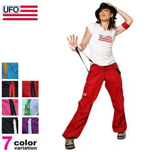 UFO JEANS(ユーフォージーンズ) 88415 ストラッピーパンツ (Strappy Pant) [88415] 【ダンス 衣装 ヒップホップ キッズ レディース ダンスウェア ショートパンツ HIPHOP キッズ 】