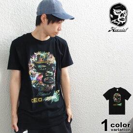 (ハオミン) HAOMING Tシャツ CEO×GUILTY GEAR Xrd REV 2×HAOMING TEE [AEW19-11] (ギルティギア コラボ プロレス 国内正規品)