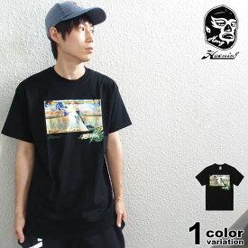 (ハオミン) HAOMING Tシャツ KENNY OMEGA×GUILTY GEAR Xrd REV 2×HAOMING TEE [AEW19-12] (ケニー・オメガ ギルティギア コラボ プロレス 国内正規品)