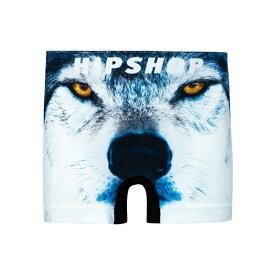 HIPSHOP(ヒップショップ)WOLF/ウルフ アンダーパンツ キッズ ポリエステルタイプ /ボクサーパンツ 子供用 子ども 前閉じ 130/150 HD4244A114