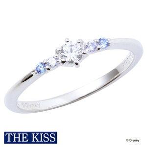 ディズニー シンデレラ リング・指輪 ディズニープリンセス アクセサリー Disney THE KISS ザキス ザキッス プレゼント 20代 30代 彼女 誕生日 記念日
