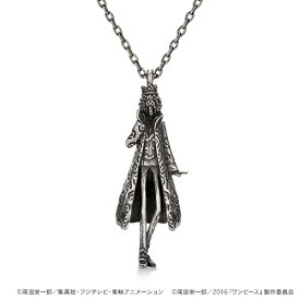 ONE PIECE アニメ ワンピース グッズ ネックレス ブルック 映画「ONE PIECE FILM GOLD」仕様限定デザイン 正規品 送料無料