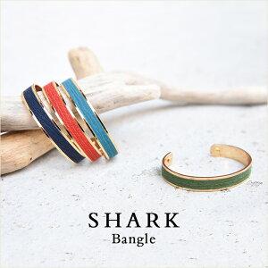 【バングル】SHARK シャーク<全4色>【HIRAMEKI./ヒラメキ】【送料無料】【ネコポス発送可】