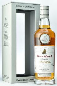 ゴードン&マクファイル ディスティラリー モートラック 15年【700ml】Gordon & Macphail Distillery MORTLACH