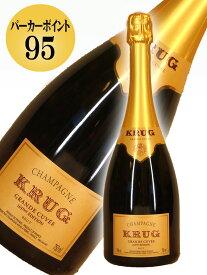 クリュッグ グランド・キュヴェ[NV]キュヴェ・エディション 163 【750ml】Krug Grande Cuvee【専用箱入り】