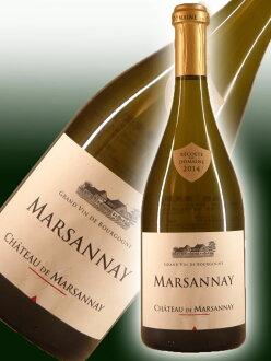 城堡德接受 marsannay Blanc [2014] 城堡 De Marsannay Marsannay 布蘭科