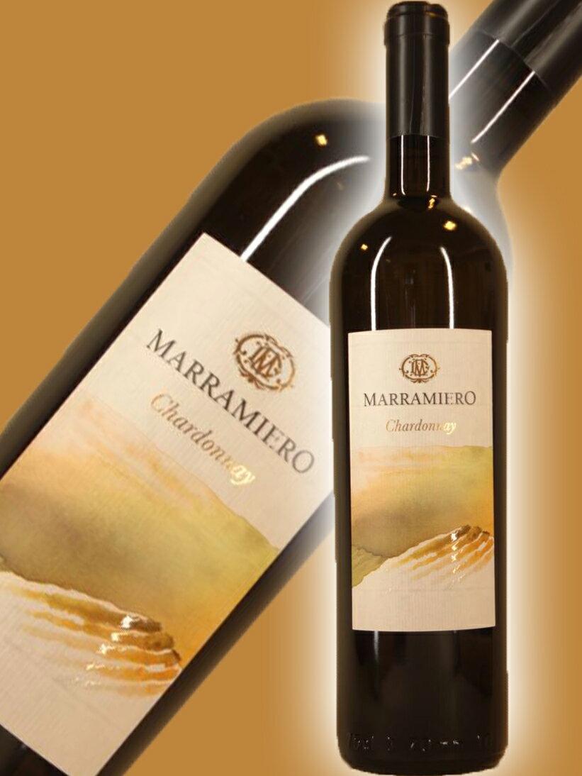 マラミエーロ シャルドネ・イン・アッチャイオ [2015] 【750ml】Marramiero Chardonnay in Acciaio