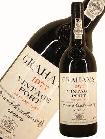 グラハム[1977]【750ml】Graham