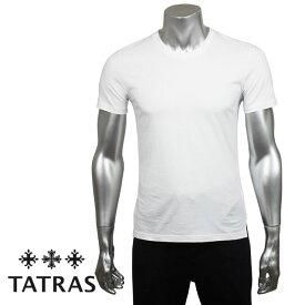 TATRAS タトラス メンズ Tシャツ MTA17S8035 WHITE ホワイト