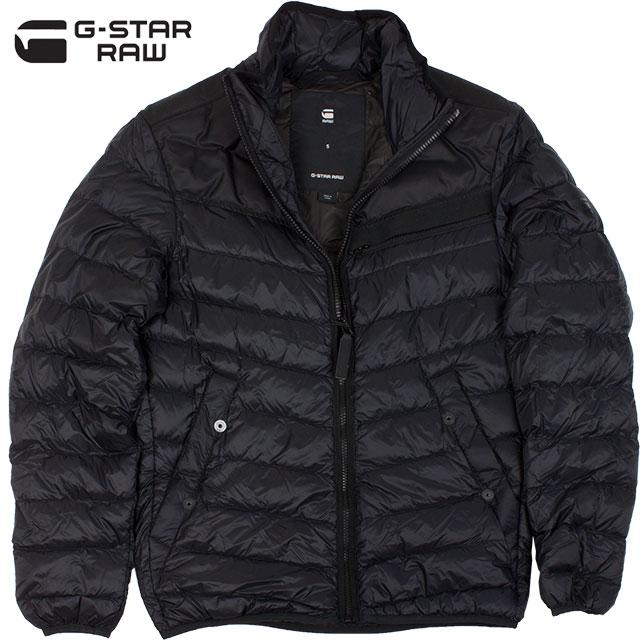 G-STAR RAW ジースター ロゥ メンズ ダウンジャケット Attacc Down Jacket D05964 8122 990 BLACK ブラック