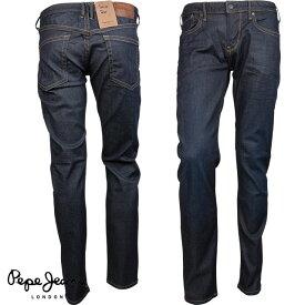 Pepe Jeans ぺぺジーンズ メンズ デニムパンツ HATCH PM200823Z062 000 DENIM