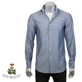 GUY ROVER ギローバー メンズ シャツ 562128 03 グレー