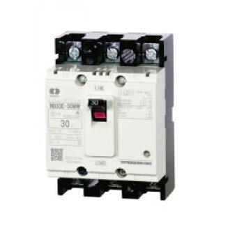 河村電器NB32E-30MW不保險絲電閘