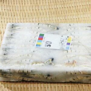 有頭えび 50ブラックタイガー(養殖)約50尾入り 1.3Kg【海老】【エビ】【シュリンプ】