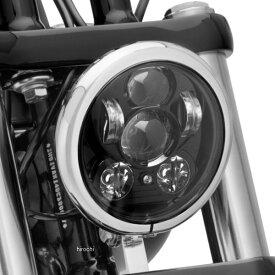 【USA在庫あり】 ハーレー純正 5-3/4インチ LEDヘッドライト デーメーカー ブラック 67700145A HD店
