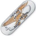 【USA在庫あり】 ハーレー純正 トランスミッショントリム Live to Ride ゴールド 11年-16年 ツーリング 61400025 HD店